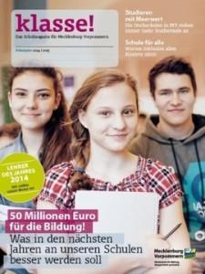 Schulmagazin für Mecklenburg-Vorpommern